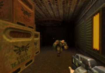 Quake 2 Walkthrough